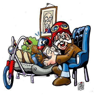 Loucos por motos