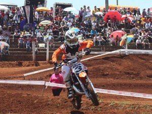 Foto: Arthur Todeschini lidera o Brasileiro MXJr na categoria 50ccB