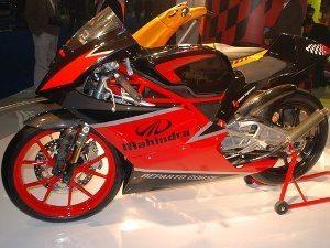 Mahindra vai correr com equipe própria na MotoGp 125cc