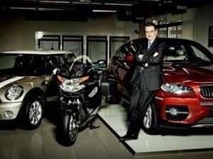 Foto: Divulgação BMW - Henning quer aproximaçao com clientes