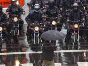 Mais motos que carros em quase metade das cidades brasileiras