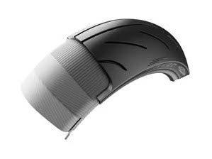 Foto: Pneus são desenvolvidos aos pares - Divulgação Michelin