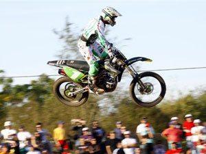 Marronzinho conquista título antecipado no Paranaense de Motocross