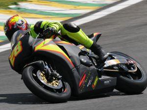 Foto: Zandavalli venceu duas das oito corridas do Superbike