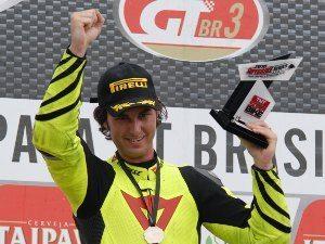 Maycon Zandavalli cumpre promessa e vence etapa do TNT Superbike em Curitiba