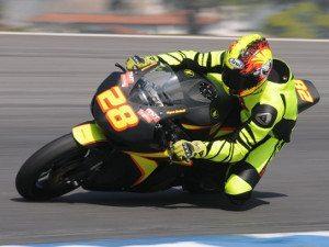 Foto: O cascavelense Maycon Zandavalli (Hotbodies - Akrap), da equipe Spiga Racing