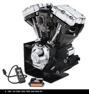 Modificando o motor TC88 para TC95