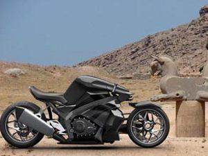 Moto Ostoure iraniana