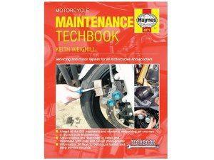 Foto: Manual de manutenção de motos - Haynes