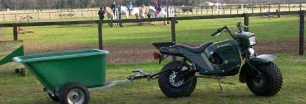 Moto Rural a Biodiesel