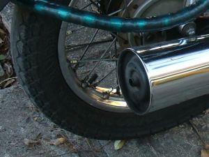 Motociclistas podem ter audição comprometida, revela estudo norte-americano