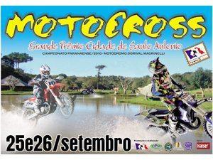 Motocross Paranaense viaja para Santo Antônio do Sudoeste
