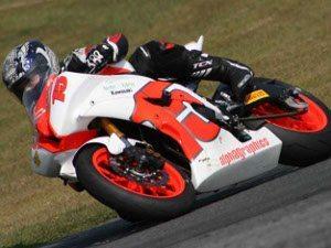 Foto: Thales Monteiro venceu na 600cc e se mantém firme na liderança