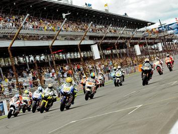 Mudanças no MotoGP para 2012
