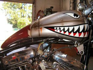 Foto: Pinte seu tanque - Bitenca