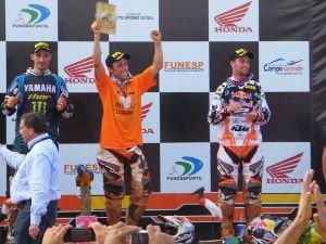 Foto: Cairoli - Campeão Mundial MX1 2010 - Bitenca