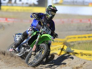 Foto: Dudu Lima disputa a categoria MX2