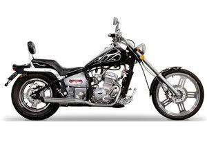 MVK mostra novidades da linha 2010 e oferece descontos de até 30% nas suas motos