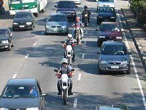 """Não vingou a tentativa de proibição de tráfego de motos no """"corredor"""""""