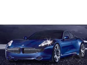 O Karma da Fisker Automotive