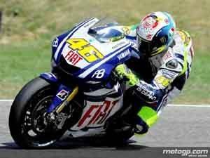 O tributo de Mugello a Valentino Rossi