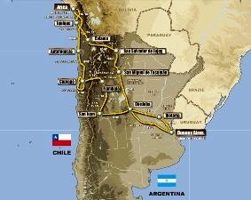 Organização quer mais pilotos brasileiros no Rally Dakar 2011