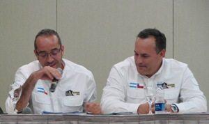 Foto: Thiago Padovanni/Webventure / Murac e Perotti prometem empenho para ajudar brasileiros