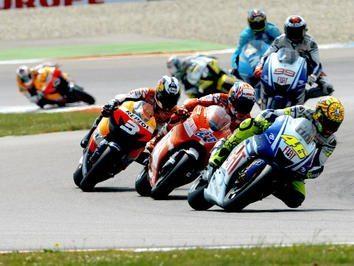 Os números de MotoGP de Valência