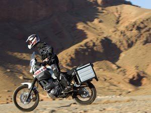 Foto: Moto aventura - Divulgação Yamaha Europe