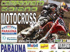 Paraúna faz a festa da 8ª do Goiano de Motocross