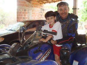 Foto: Empresário e piloto nas horas vagas Eanes Castelo Branco Torres