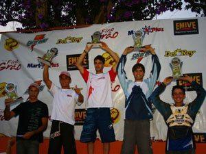 Foto: Pipo Castro venceu novamente no campeonato