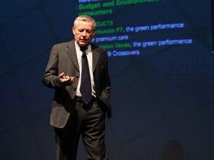 Foto: Francesco Gori, presidente da Pirelli Pneus