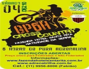 Pista do Caipira / Cross Country / Pakato