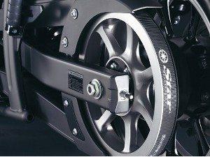 Foto: Yamaha Belt Drive - Divulgação