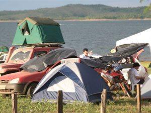 Poeira e muita areia marcaram a 8ª edição do Rally Ecológico