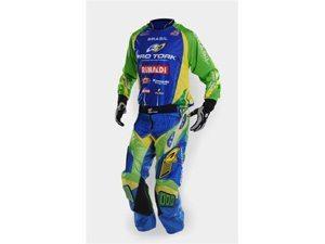 Pro Tork apresenta uniforme do Team Brasil para o MXdN