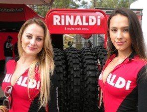 Foto: Rinaldi estará presente na etapa com sua linha off-road e consultoria técnica gratuita