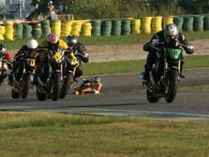 Foto: 30.05 - Maico Teixeira, piloto da categoria 600 Hornet (Honda) no Racing Festival