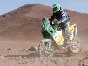 Rally Dakar 2011: Brasileiro Jean Azevedo se destaca nesta segunda-feira