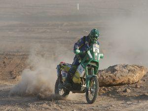 Rally Dakar 2011: Equipe Petrobras Lubrax continua subindo posições
