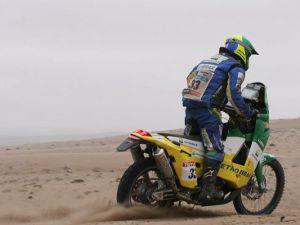 Rally Dakar 2011: Jean Azevedo é o melhor brasileiro