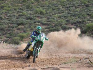Rally Dakar 2011: Piloto da Equipe Petrobras Lubrax mantém liderança na categoria
