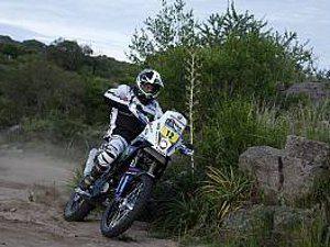 Foto: Zé Hélio representa o Brasil no Rally Dakar 2011 Crédito:speedbrain