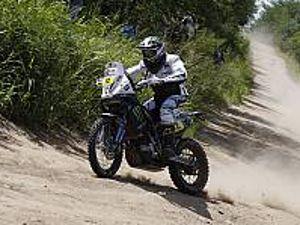 Foto: Zé Hélio representa o Brasil no Rally Dakar 2011