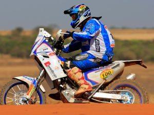 Rally Dakar - Zé Hélio aceita convite da BMW SpeedBrain Monster Energy