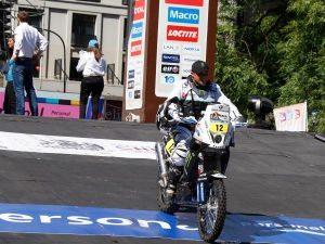 Rally Dakar - Zé Hélio encara primeiro trecho cronometrado