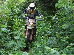 Rally Piocerá: Abertura do Brasileiro de motos teve trechos cancelado devido às chuvas