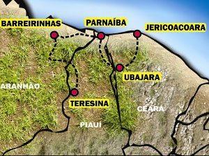 Rally Piocerá volta a abrir o Campeonato Brasileiro de Enduro e as disputas irão esquentar