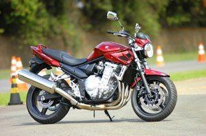 Reclamação Suzuki: Bandit 650 0Km